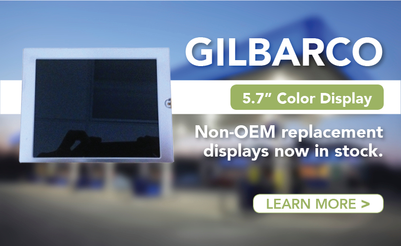 Gilbarco 5.7 Color