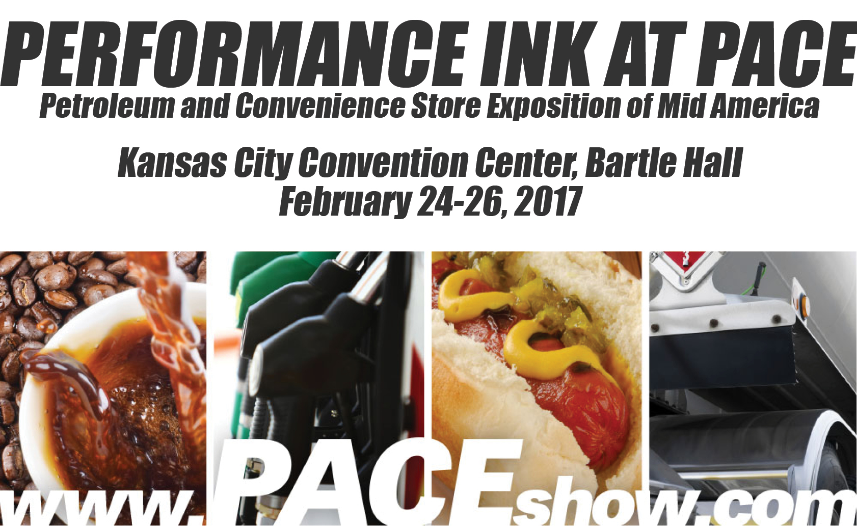Pace Show 2017